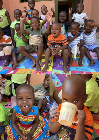 Support Mother Eseza's Babies Home